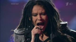 The Voice Russia - Army of me (Björk hard cover) - Dariya Stavrovich