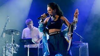 Mura Masa feat. Charli XCX - 1 Night (Radio 1's Big Weekend 2017)