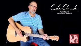 Miles Jackson CEO Cole Clark Guitars - Cedar of Lebanon Acoustic Story