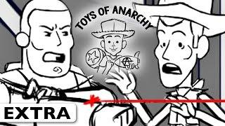 Woody and Buzzlight Go Rogue: Extra 209: Tvoovies