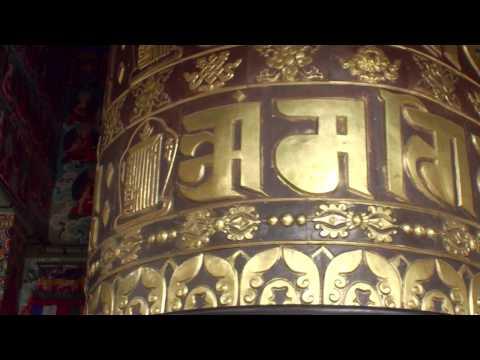 BUDDHIST CIRCULAR MOVEMENT