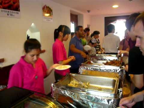 ネパールの美食を食らう Nepal Shanghai EXPO