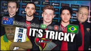 Playing Against RENEGADES Is Tricky (16:0)