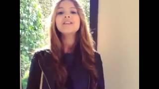 Julia Gomes Cantando