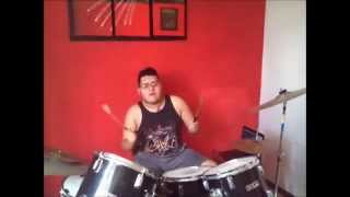 Russkaja - Ras Twa Dri (Drum cover HD)