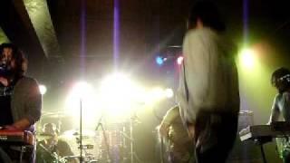 The Dear Hunter feat. Thomas Erak Atlanta Masquerade 10-23-09