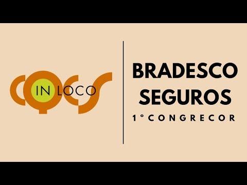 Imagem post: Bradesco Seguros no 1º CONGRECOR