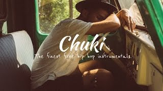 Real Chill Jazzy Hip Hop Instrumental Rap Beat | Chuki Hip Hop
