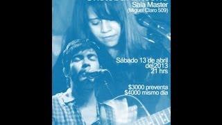 Natalia Molina & Cristobal Briceño 11.-Tu recuerdo (Sala Master 2013)