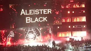 Aleister Black Entrance (WWE NXT TakeOver: Philadelphia – 1/27/18)