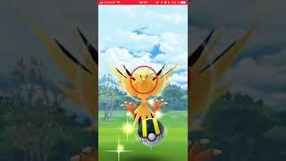 Pokemon Go - Field Research, Month 2, Week 2, Encounter, Catch & Release