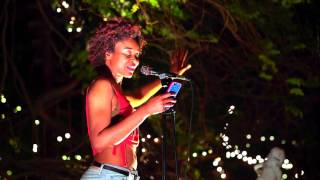 "Kyla Jenée Lacey - ""For colored girls with 4c hair"" @WANPOETRY"