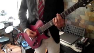 A Tua Imagem - FONZIE | Dual Guitar Cover