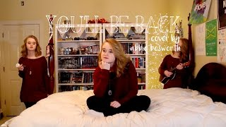 You'll Be Back - Hamilton cover by Abbie Bosworth
