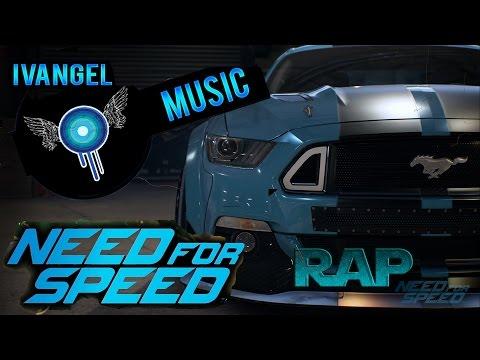 need for speed rap de ivangel music Letra y Video