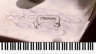 鹿晗 LUHAN - 诺言 PROMISES full piano cover