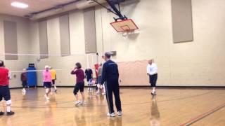 Kirkwood Senior Volleyball