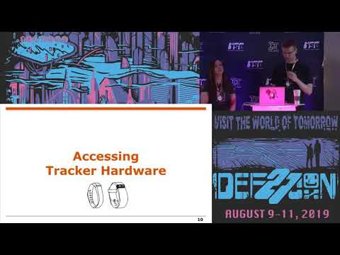 Fitbit Firmware Hacking   The Current State of the Heart