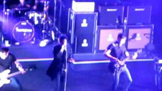 LOSTPROPHETS - Its Not The End... live London