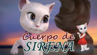 Cuerpo de sirena   Papillon ft Talking Tom [CUMBIA]
