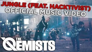 The Qemists - Jungle (feat. Hacktivist) [Official Music Video]