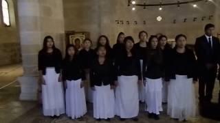 En el eco de su nombre - Coro de Israel 2016