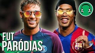 ♫ OH NANANA (de Dibres) | Paródia de Futebol - Bonde R300