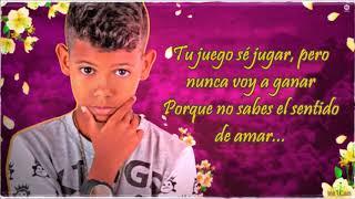 Letra en español - Mc Bruninho - Juego del amor (Jogo do amor)