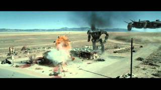 Terminator 4 Salvation Gas Station - Korn's Twisted Transistor