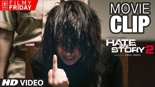HATE STORY 2 MOVIE CLIPS  - Surveen Chawla Refuses to Sign Paper width=