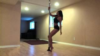 "Pole Dance to The Neighbourhood - ""Lurk"""