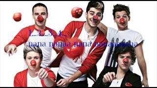 One Direction - One Way Or Another With Lyrics And Pictures (Real Full HQ Version)