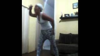 """Dança do canguru """"Aline Barros"""""""