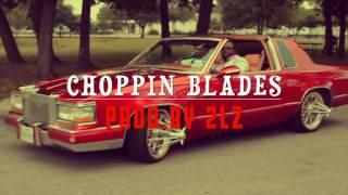 """Big K.R.I.T x UGK x Curren$y type beat """"Choppin Blades"""" (prod.by 2Lz)"""