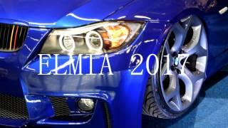 Elmia 2k17 car show