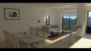 Video interno Proyecto Montebelo, venta apartamentos La Calera, muy cerca de Bogota