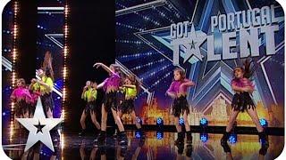 We Dance - Audições PGM 03 - Got Talent Portugal Série 02