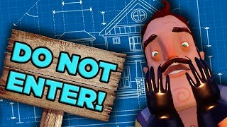 The ABSURD Physics of Hello Neighbor's House | The SCIENCE!.. of Hello Neighbor width=