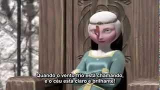 Brave -Touch The Sky Video com legendas em português ( portuguese subtitles )