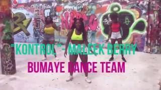 Kontrol - Maleek Berry + DJ Flex AFROBEATS Choreography