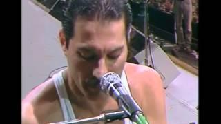 Queen (Freddie Mercury): Bohemian Rhapsody (Live Aid 1985 semiwidescreen)