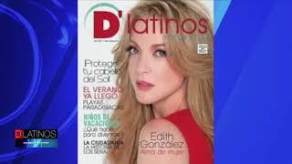 Falleció la actriz EDITH GONZÁLEZ a los 54 años en su lucha contra el cáncer