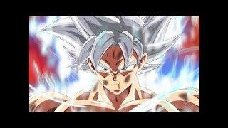 Dragonball super [AMV] - RISE (Skillet)