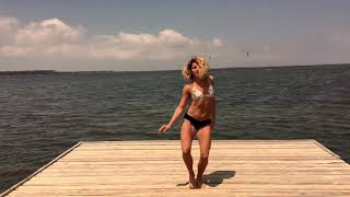 Shakira, MALUMA- Clandestino || @twerkout_domi
