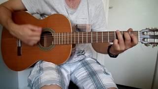 zaho - Comme tous les soirs - comment jouer tuto guitare YouTube En Français