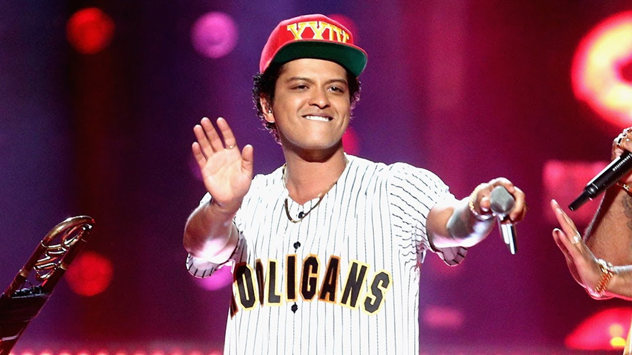 Bruno Mars The 24k Magic World Tour Ticket Site In London United Kingdom