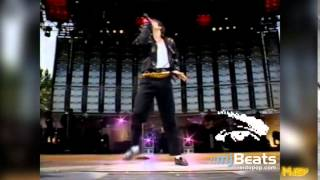 Michael Jackson- Bad- Snippet- Dangerous Tour 1992- Oslo