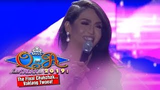 It's Showtime Miss Q & A Grand Finals: Mitch Montecarlo Suansane answers the final question