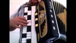 Acordeón de teclado simétrico, Chili rumba criolla