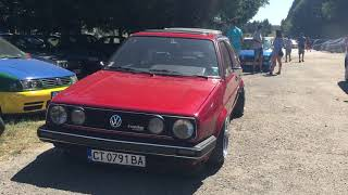 VW meet Bulgaria  Узана/Uzana 2017